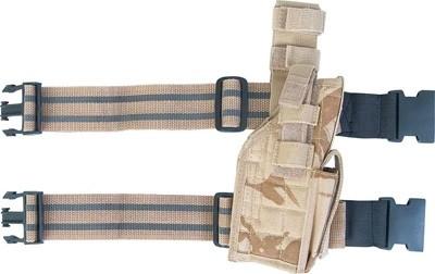 WEB-TEX Assault Oberschenkelholster DPM Desert