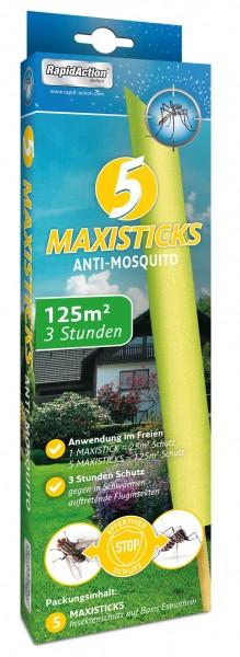 RapidAction Anti Mosquito Sticks 5-Pack
