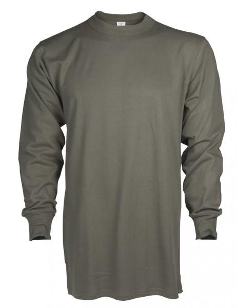 BW Shirt 1/1Arm Oliv