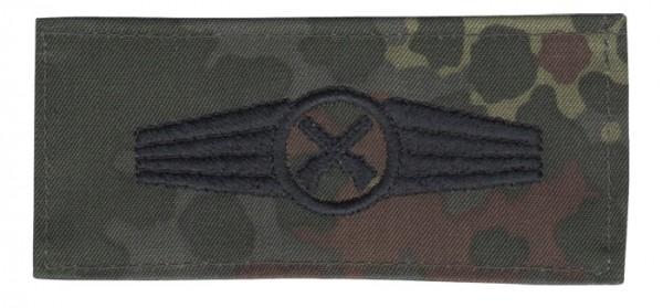 BW Tätigkeitsabz. Sicherungspersonal Tarn/Schwarz