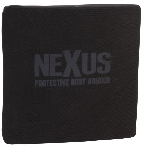 "NEXUS Ballistik Level III+ Stand Alone Side Plate 6""x6"""