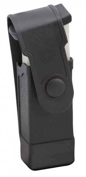 BLACKHAWK Mag Pouch 9mm with Flap Black