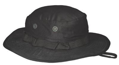 Dschungelhut Schwarz