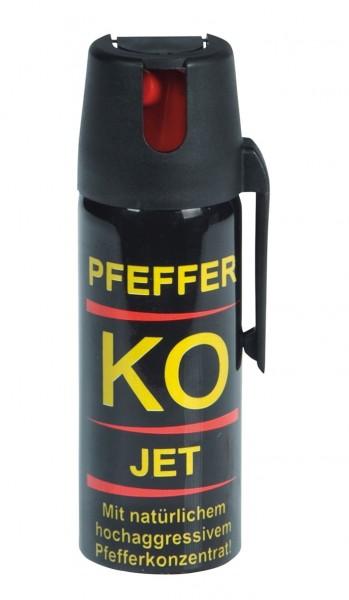 KO Jet Pfefferspray 50ml