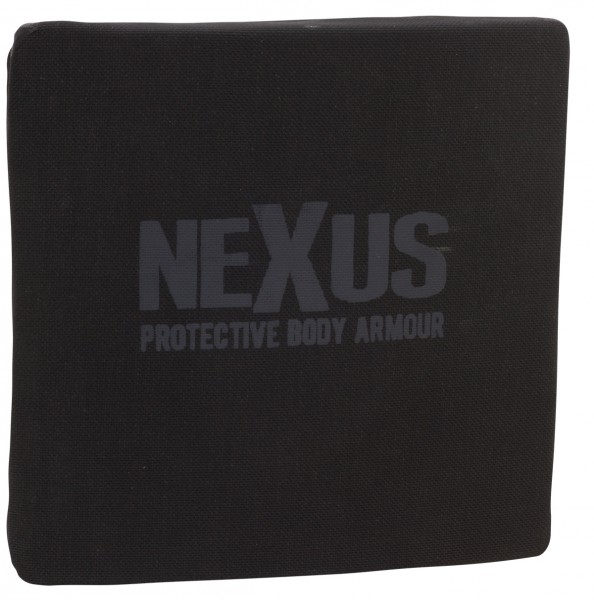 "NEXUS Ballistik Level IV Stand Alone Side Plate 6""x6"""