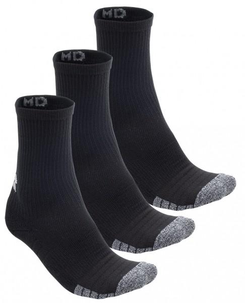 Under Armour HeatGear Crew Socken 3-er Pack