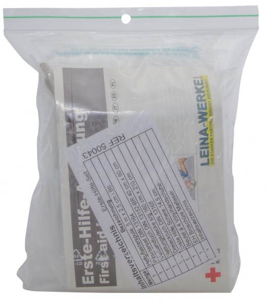 First Aid Set Leina 25-teilig Small