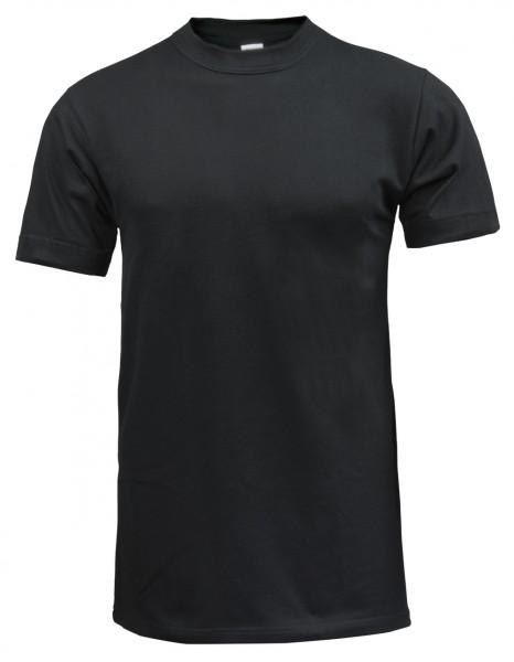 BW Unterhemd 1/2 Arm Original Schwarz