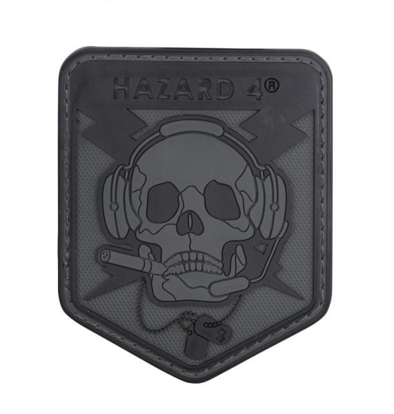 Hazard 4 SpecOp Patch Black/Grey PAT-OPSK-BLK