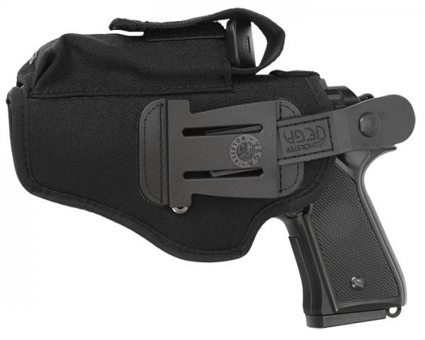 Vega Universal Holster mit Magazintasche - Rechts