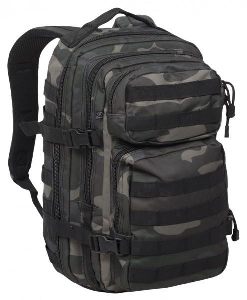 US Assault Pack Large Dark Camo