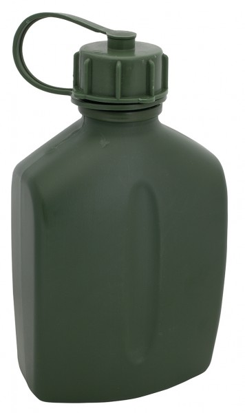 Finnische Feldflasche Kunststoff 1 L