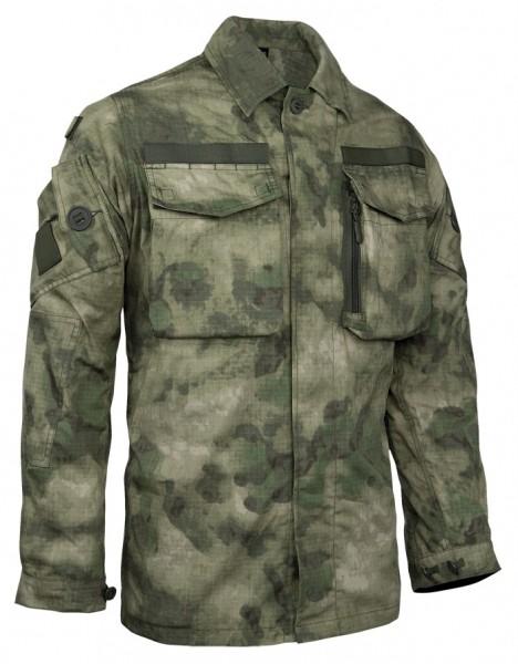 Teesar BW Kommando Smock Shirt Mil-Tacs FG