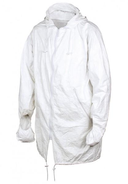 BW Schneetarnjacke Spezialkräfte Weiss Gebraucht