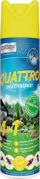 RapidAction Quattro Insenktenspray 4in1 600ml