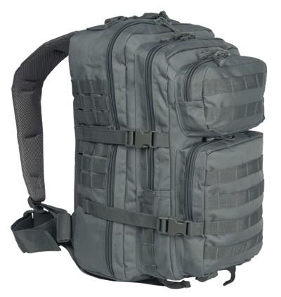 US Assault Pack Large Foliage Grün