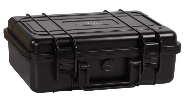 mil tec transportbox wasserdicht 280x230x98 mm recon company. Black Bedroom Furniture Sets. Home Design Ideas