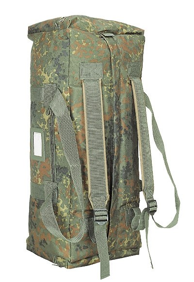 Combat Carrying Duffel Bag Camouflage