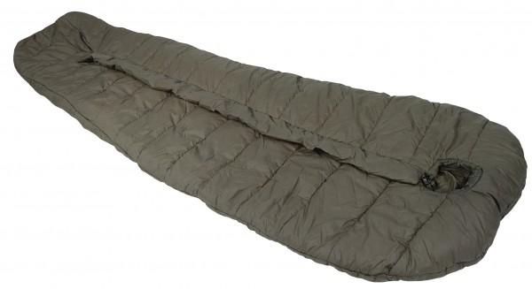 BW Schlafsack Defence 4 mit Packsack Gebraucht