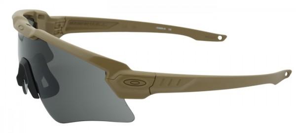 Oakley SI Ballistic M-Frame Alpha Terain Tan/Grey