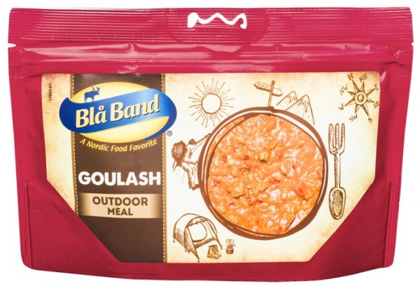 Blå Band Outdoor Meal - Gulasch