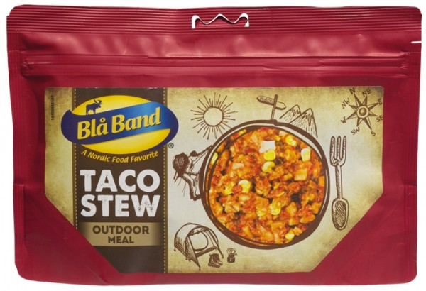 Blå Band Outdoor Meal - Taco Eintopf