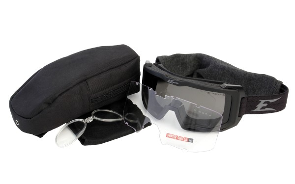 Edge Tactical Blizzard Vapor Shield Kit G-15/ Clear