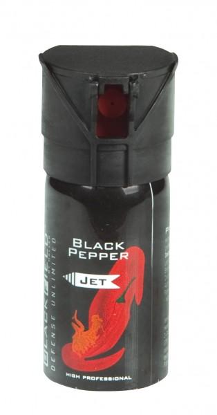 Black Pepper Jet Pfefferspray 40ml