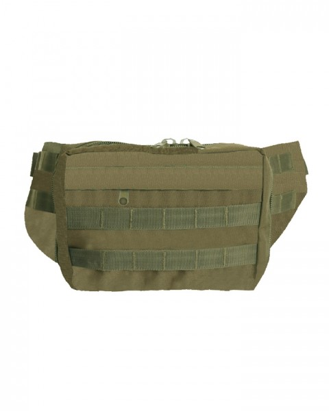 Mil-Tec Hip Bag mit Waffenfach Oliv