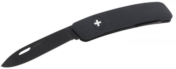 SWIZA D01 All Black Taschenmesser 6 Funktionen