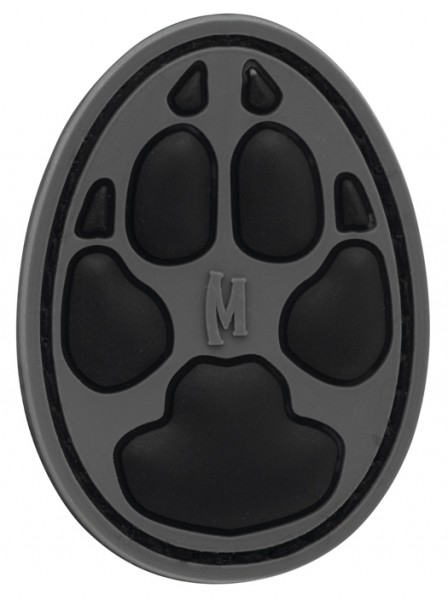 Maxpedition Rubber Patch DOG TRACK Swat