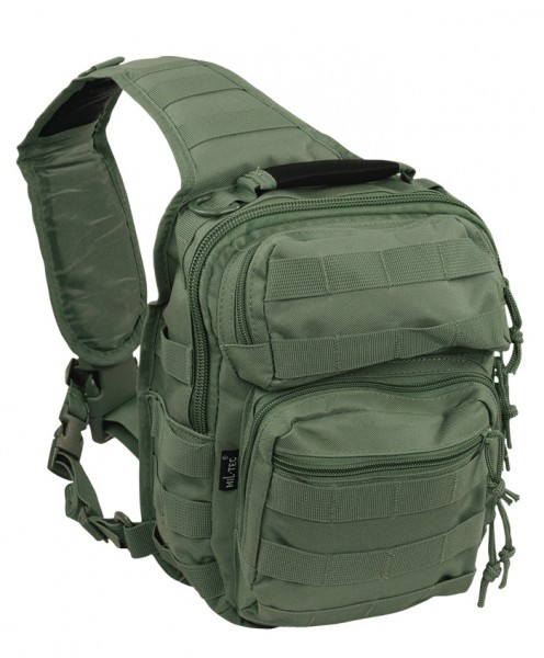 One Strap Assault Pack Small Oliv