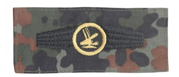 BW Tätigkeitsabz. Luftwaffe-Sicherung Tarn/Gold