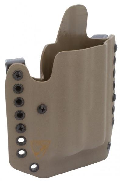 DSG Alpha Holster OWB Glock 19 + XC1 - Rechts