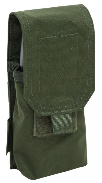 Warrior Single Covered G36 Mag Pouch Oliv
