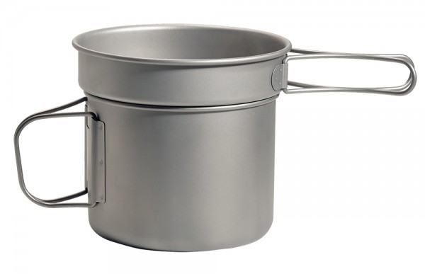 Vargo Titan Ti-Lite Boiler 0,9 L + 0,4 L
