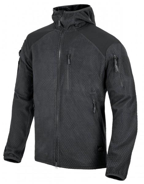 Helikon Alpha Hoodie Grid Fleece Jacket
