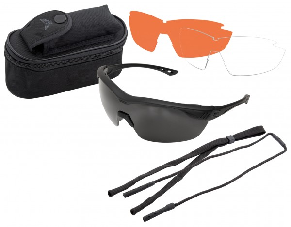 Edge Tactical Overlord Kit Tigers Eye/ G-15/ Clear
