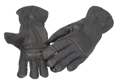 Handschuhe Kevlar Action Gloves Schwarz