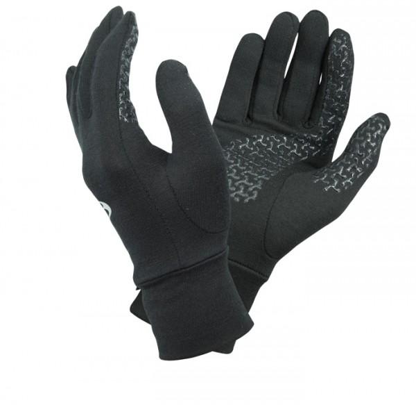 Icebreaker Handschuh Quantum Glove Schwarz