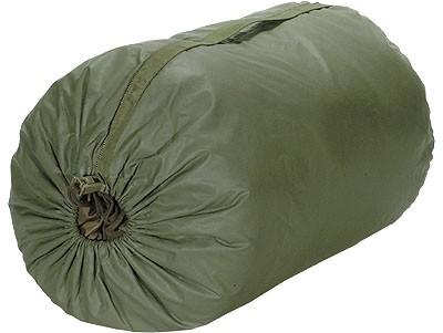 BW Schlafsackbeutel Oliv Gebraucht
