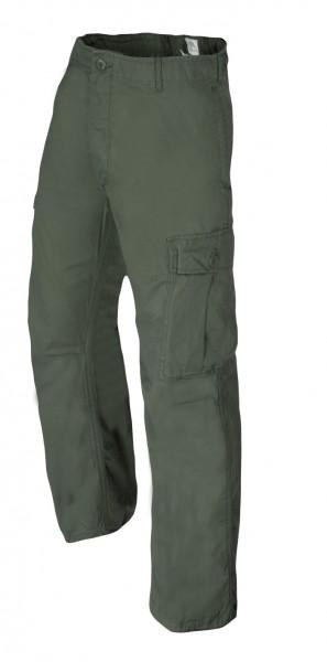 US Tropical Combat Trouser 1. Pattern Oliv