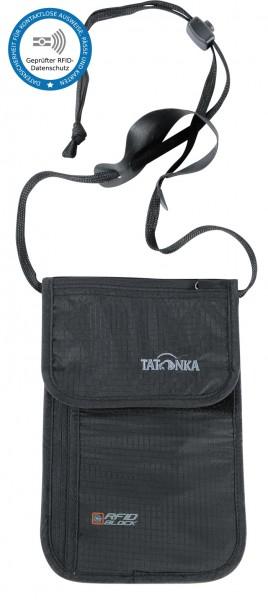 Tatonka Skin Neck Pouch mit RFID-Ausleseschutz