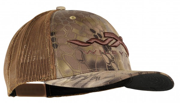 Wiley X Snapback Base Cap Kryptek