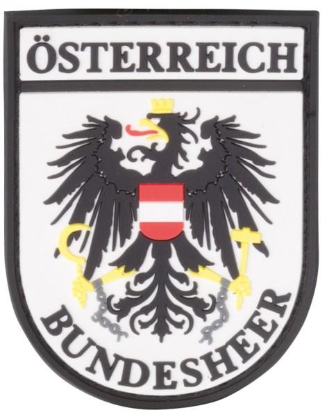 JTG Ärmelabzeichen Österreich Bundesheer Fullcolor - 3D Rubber Patch