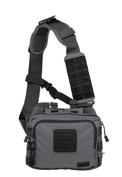 5.11 2 Banger Bag Double Tap Black