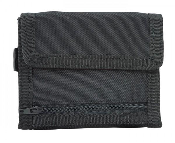 Condor Tri-Fold Wallet Schwarz