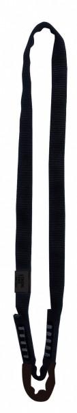 Black Line Rundschlinge mit Auge 60 cm