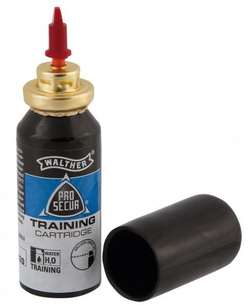 Walther PDP Trainingskartusche Wasser 11 ml