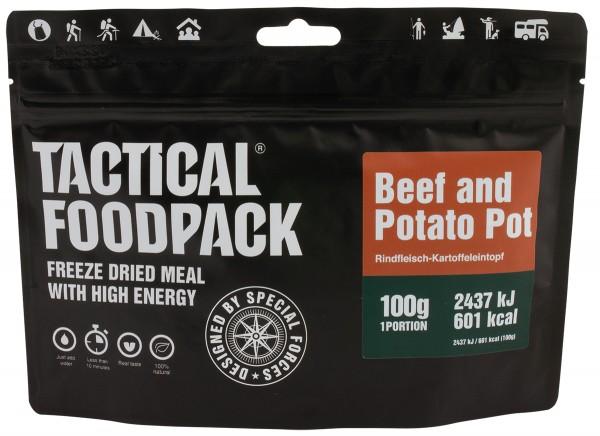 Tactical Foodpack - Rindfleisch Kartoffeltopf